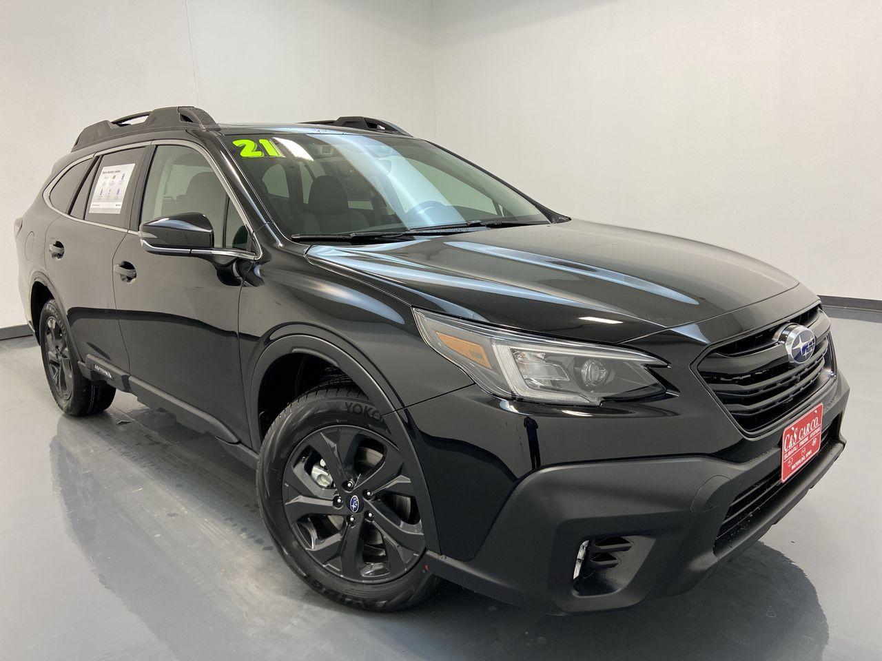 2021 Subaru Outback 4D Wagon  - SB9230  - C & S Car Company