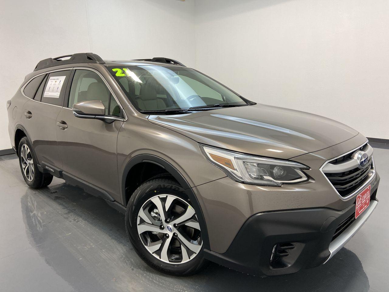 2021 Subaru Outback 4D Wagon  - SB9227  - C & S Car Company