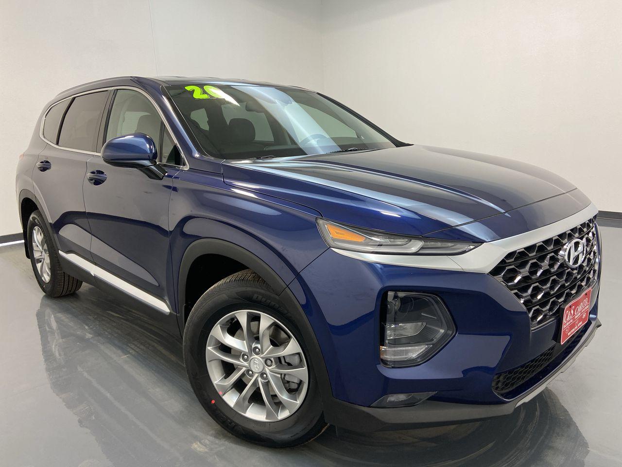 2020 Hyundai Santa Fe  - HY8611  - C & S Car Company
