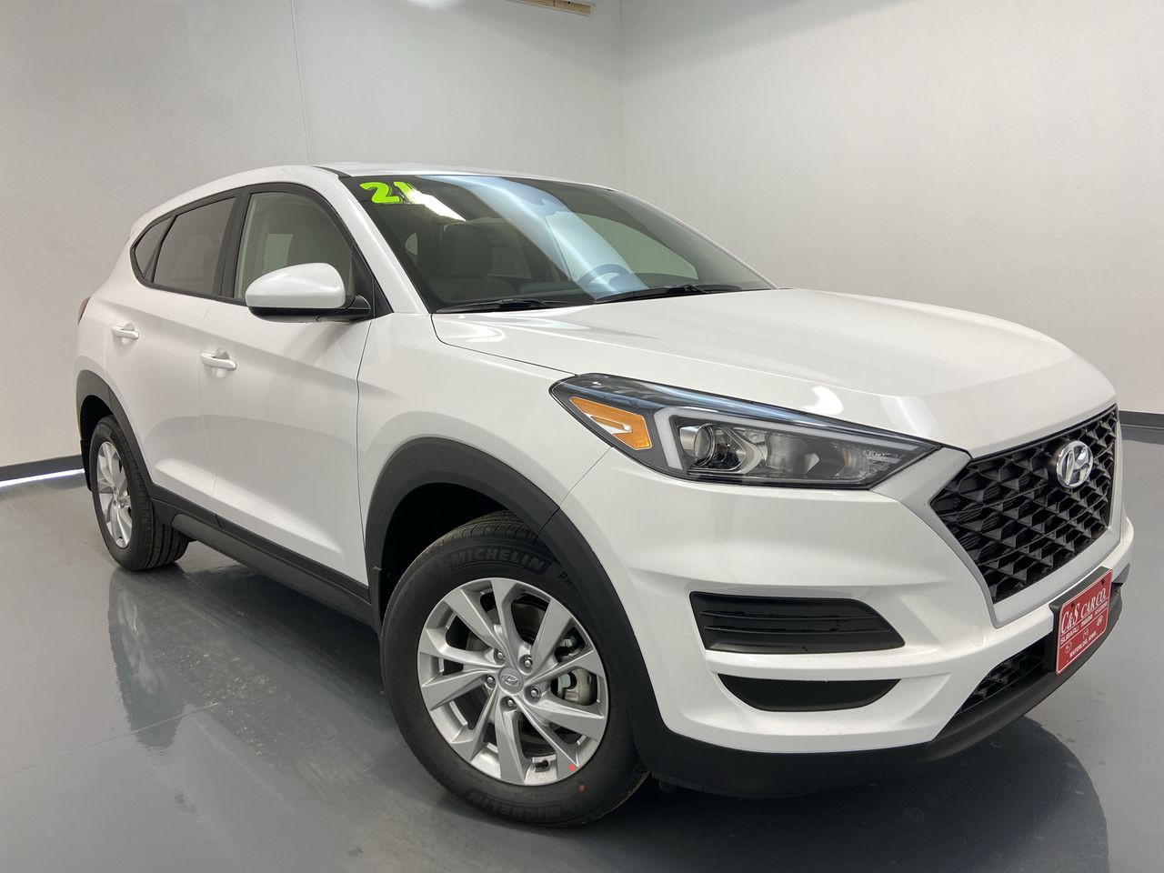 2021 Hyundai Tucson  - HY8610  - C & S Car Company