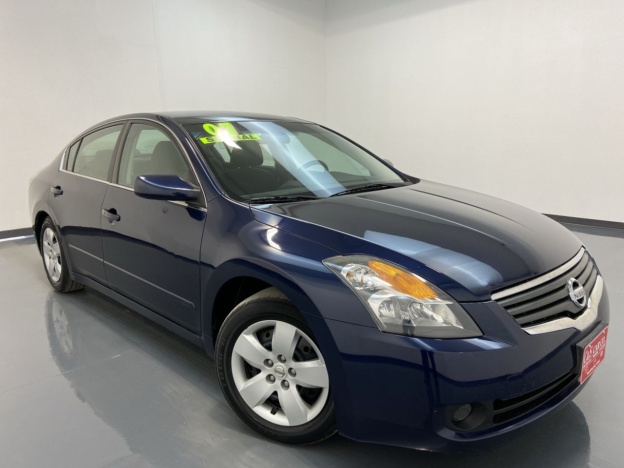 2007 Nissan Altima 4D Sedan  - SB9155A  - C & S Car Company