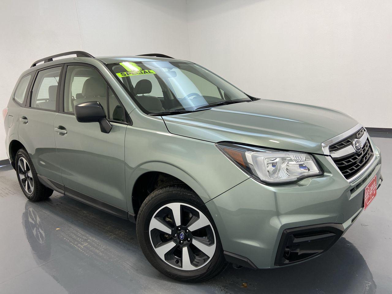 2018 Subaru Forester 4D SUV at  - 16485  - C & S Car Company