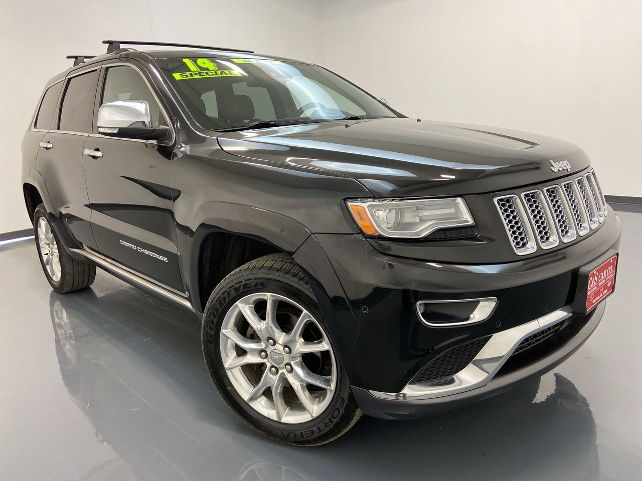 2014 Jeep Grand Cherokee 4D SUV 4WD  - 16425  - C & S Car Company