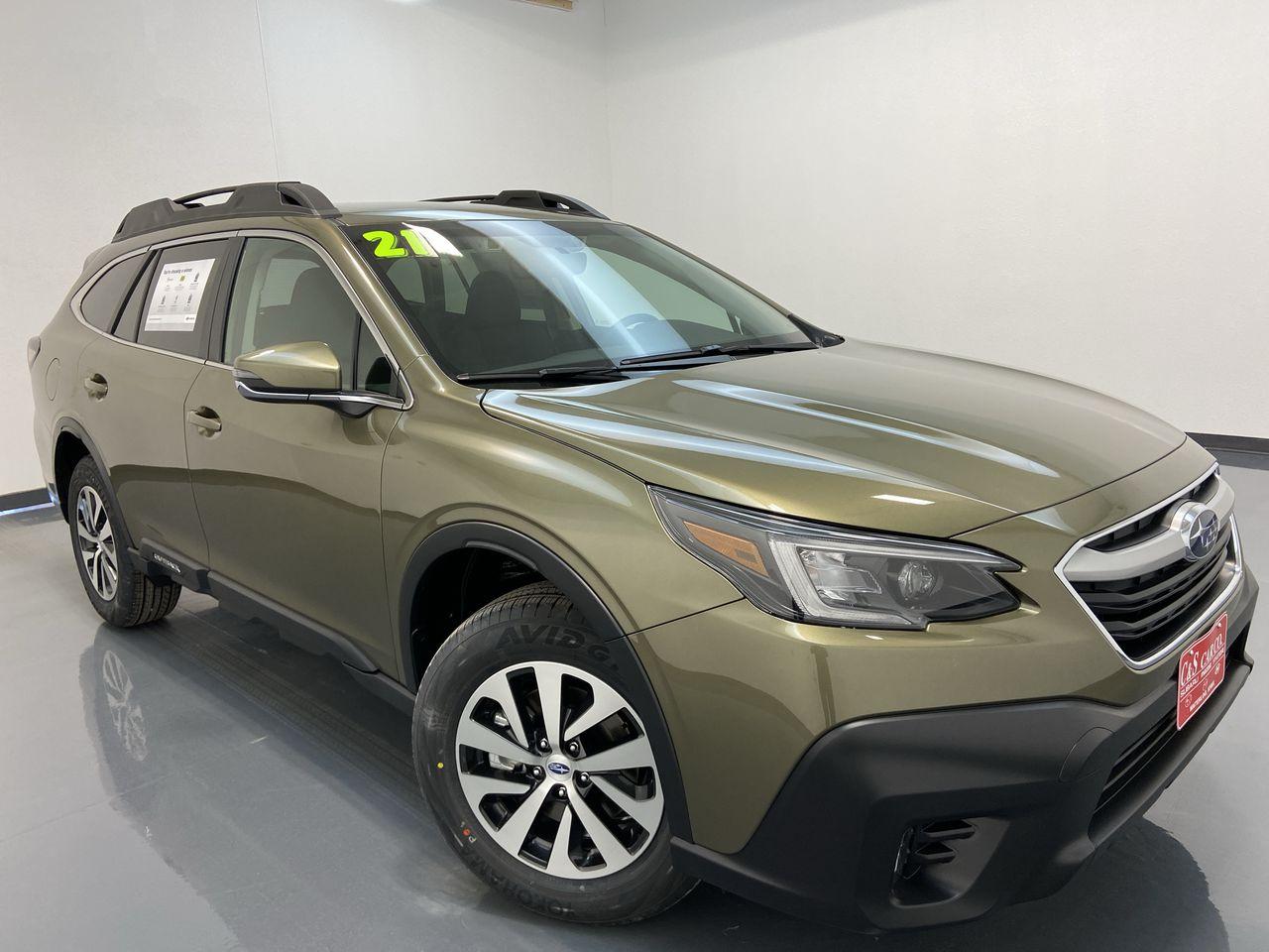 2021 Subaru Outback 4D Wagon  - SB9247  - C & S Car Company