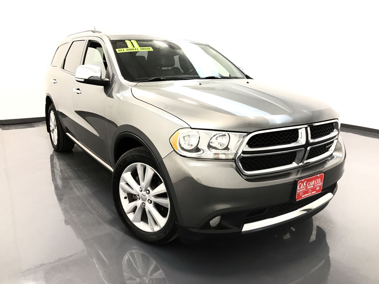 2011 Dodge Durango  - C & S Car Company