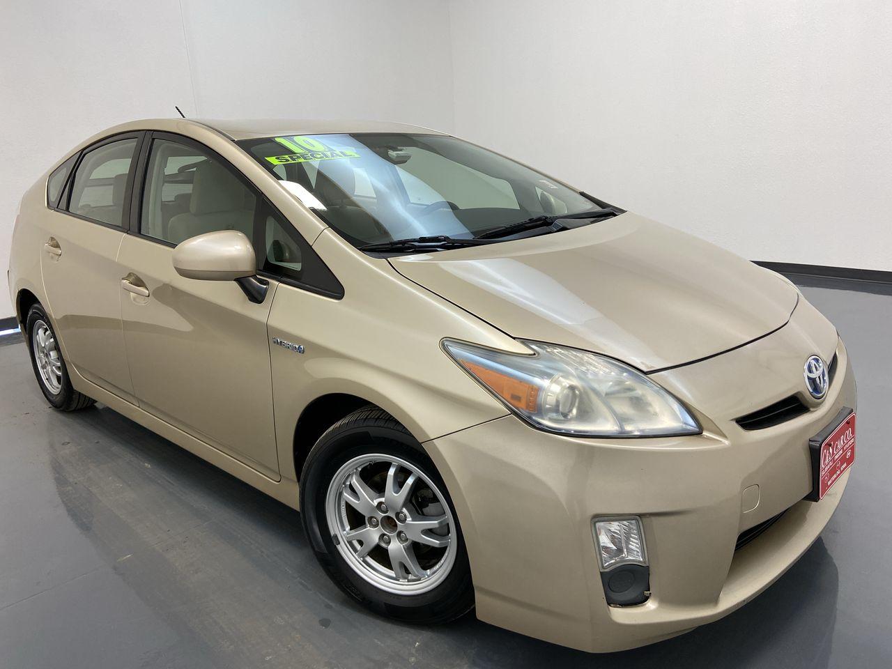 2010 Toyota Prius 4D Hatchback  - SB9027C  - C & S Car Company