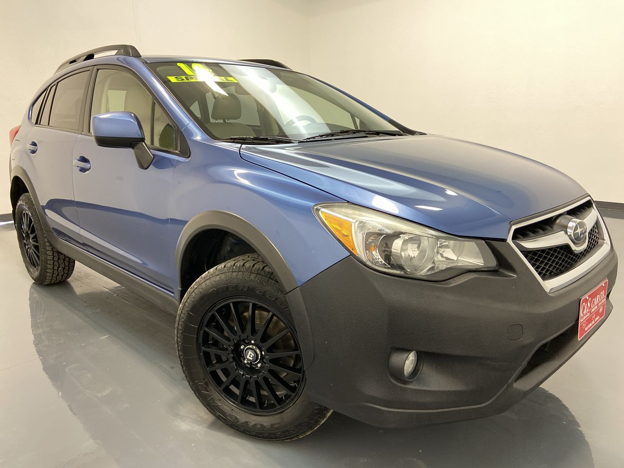 2014 Subaru XV Crosstrek 4D Wagon  - SB9256A  - C & S Car Company