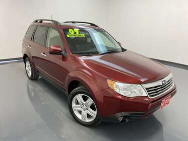 2009 Subaru Forester 4D S