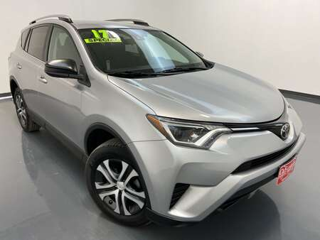 2017 Toyota RAV-4 4D SUV FWD for Sale  - SC8137B  - C & S Car Company