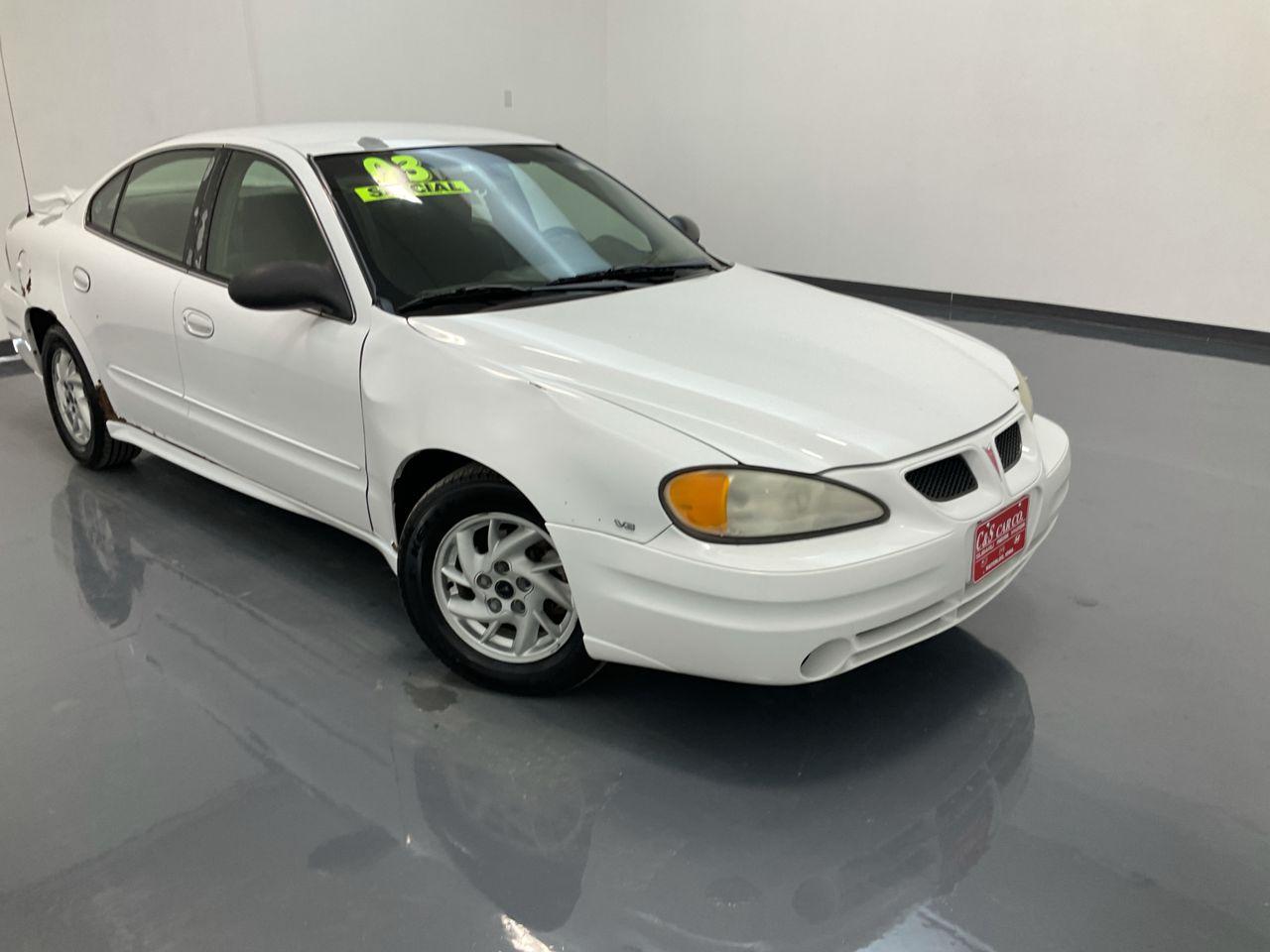 2003 Pontiac Grand Am  - C & S Car Company