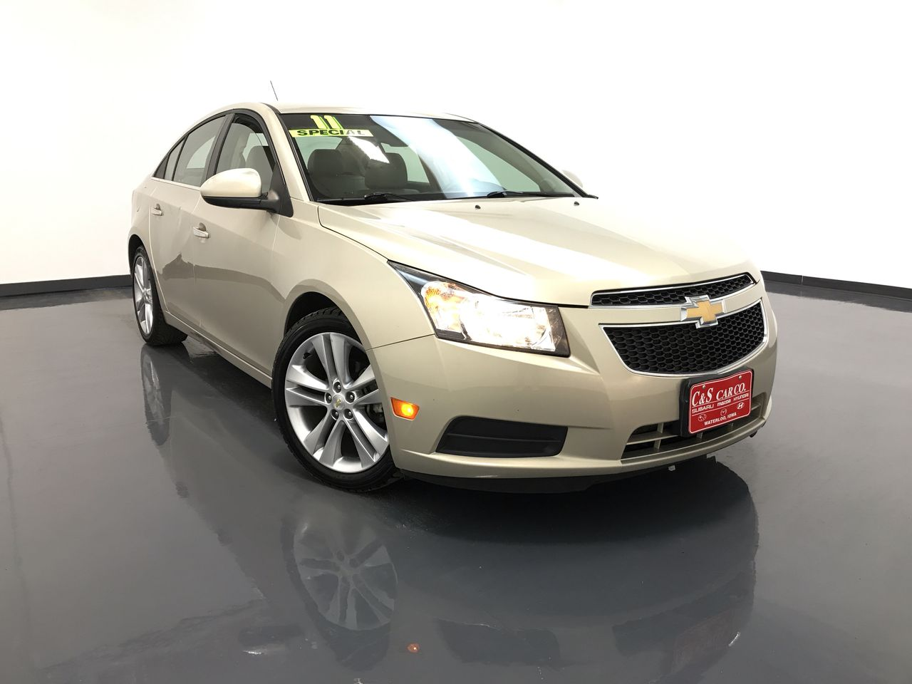 2011 Chevrolet Cruze 4D Sedan  - R16491  - C & S Car Company