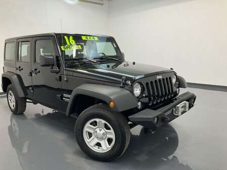 2016 Jeep Wrangler 4D SUV 4WD for Sale  - 16500  - C & S Car Company
