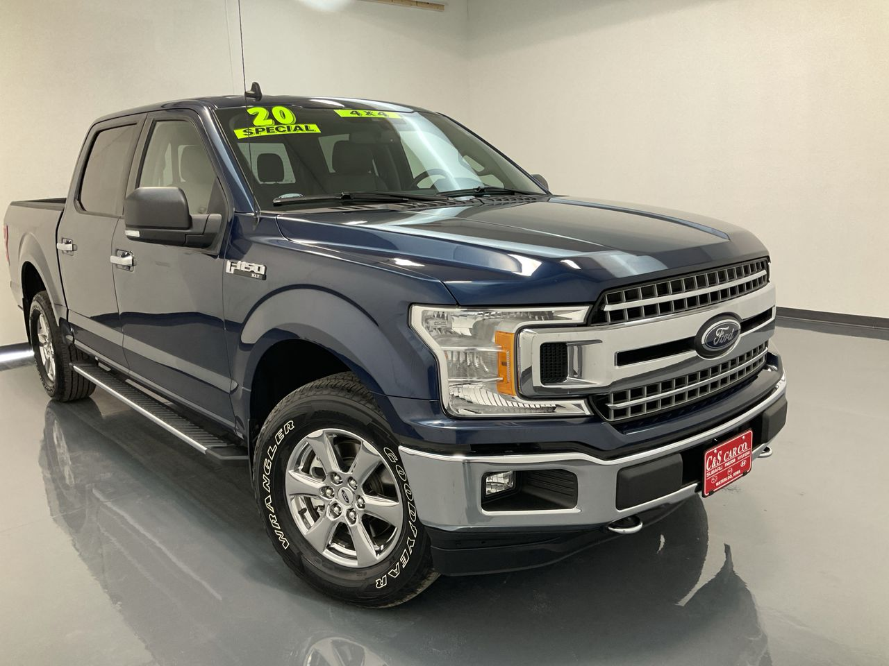 2020 Ford F-150 Supercrew 4WD 157  - 16499  - C & S Car Company