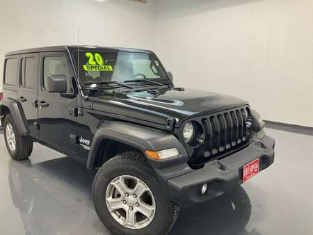 2020 Jeep Wrangler 4D SUV 4WD for Sale  - 16506  - C & S Car Company