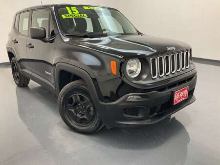 2015 Jeep Renegade 4D SUV 4WD for Sale  - SB9266A  - C & S Car Company