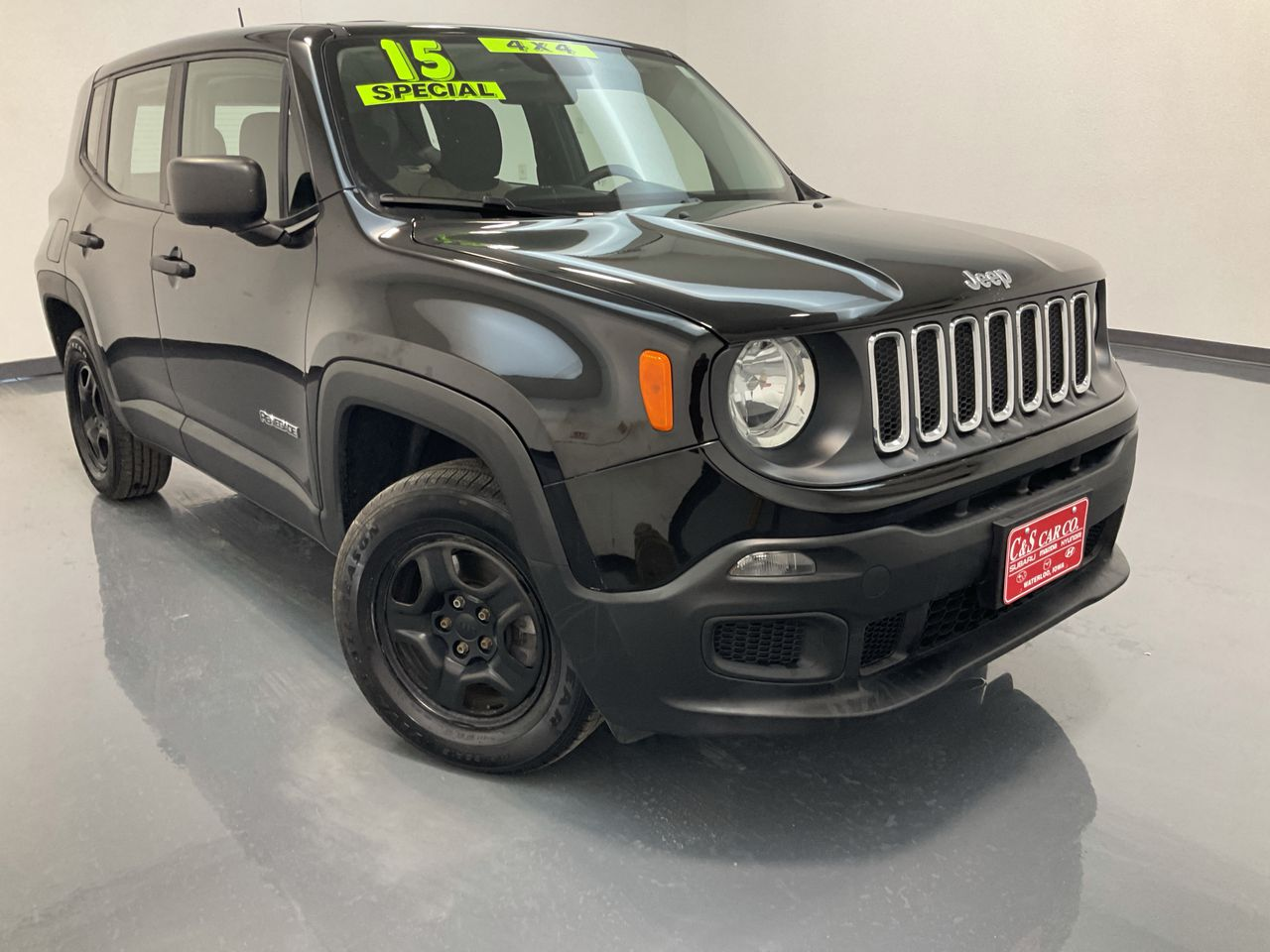 2015 Jeep Renegade  - C & S Car Company