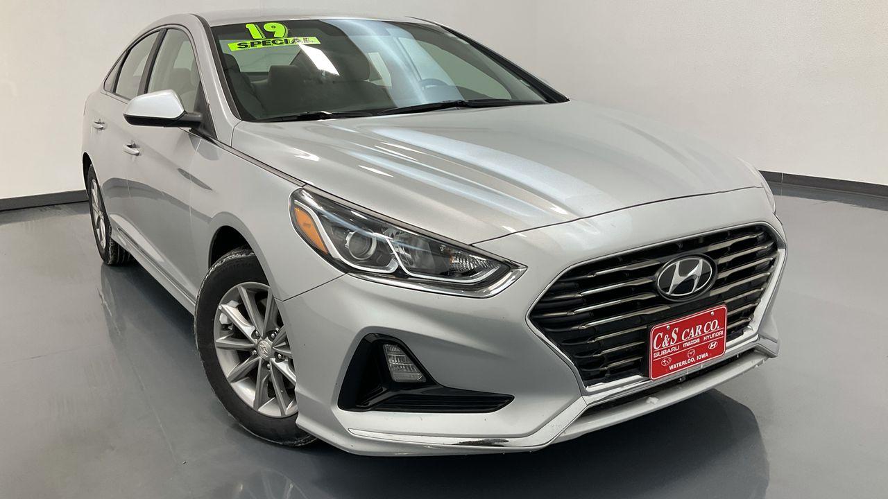 2019 Hyundai Sonata 4D Sedan 2.4  - 16519  - C & S Car Company