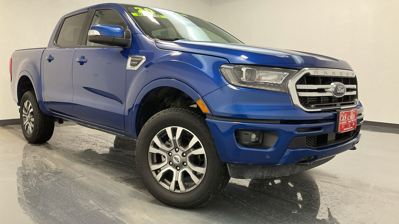 2020 Ford Ranger Crew Cab 4WD  - 16510  - C & S Car Company