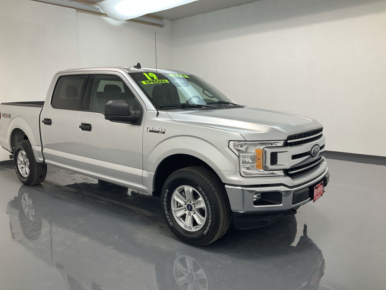 2019 Ford F-150 Supercrew 4WD 145  - 16515  - C & S Car Company
