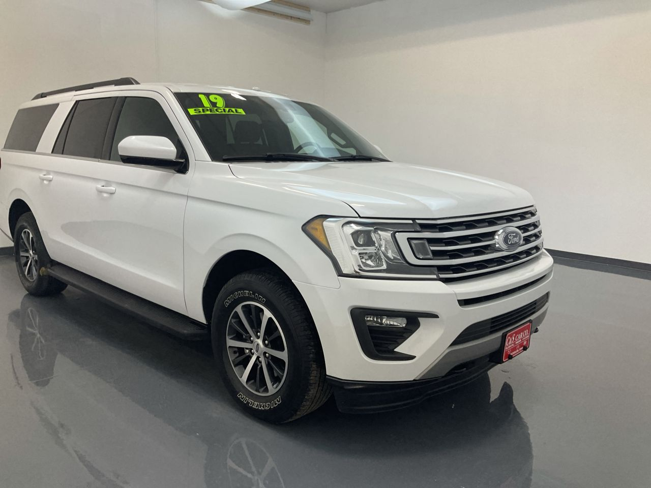 2019 Ford EXPEDITION MAX 4D SUV 4WD  - 16514  - C & S Car Company