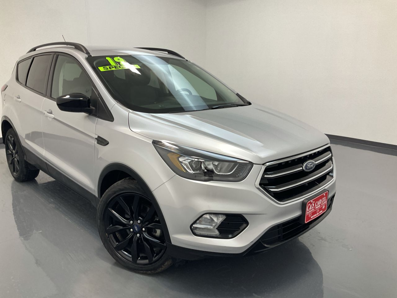2019 Ford Escape 4D SUV FWD  - 16508  - C & S Car Company
