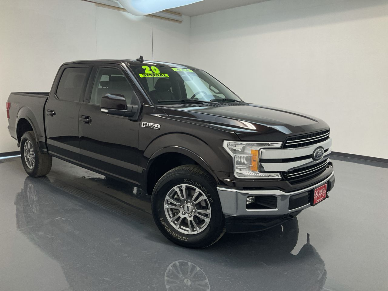 2020 Ford F-150 Supercrew 4WD 157  - 16511  - C & S Car Company