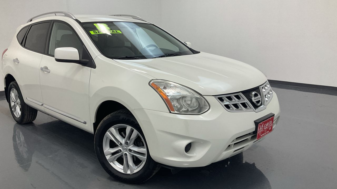 2013 Nissan Rogue 4D SUV AWD  - 16319A  - C & S Car Company