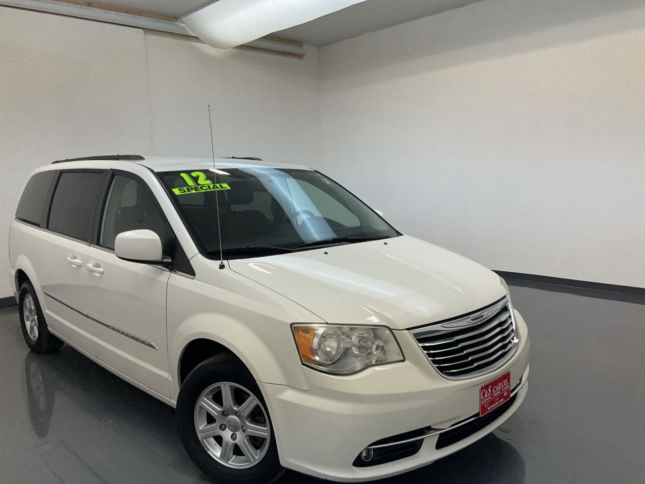 2012 Chrysler Town & Country Wagon LWB  - SC8170A  - C & S Car Company