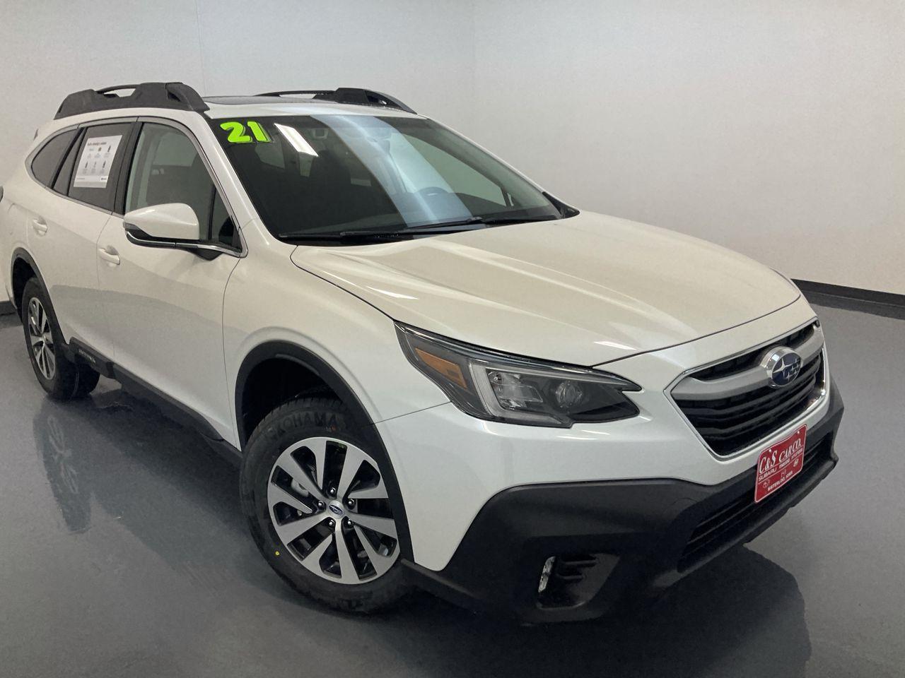2021 Subaru Outback 4D Wagon  - SB9268  - C & S Car Company