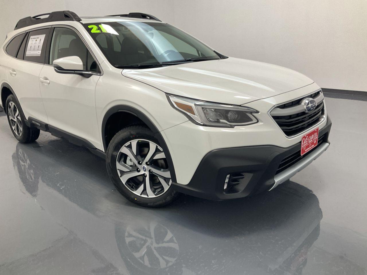 2021 Subaru Outback 4D Wagon  - SB9269  - C & S Car Company