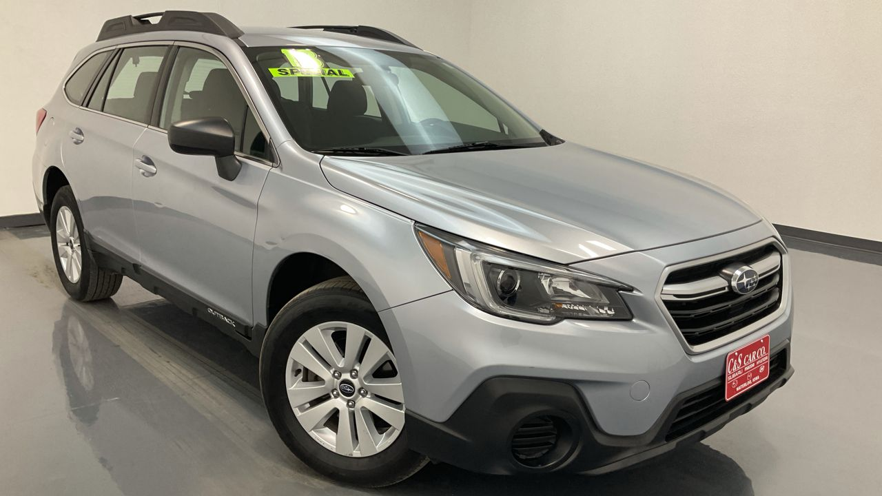 2018 Subaru Outback 4D Wagon  - SB9246A  - C & S Car Company