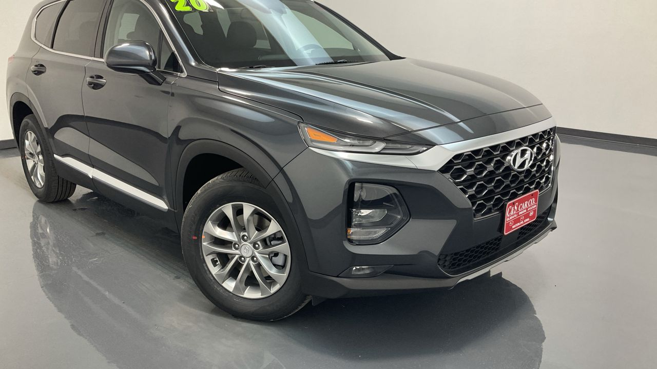 2020 Hyundai Santa Fe  - C & S Car Company