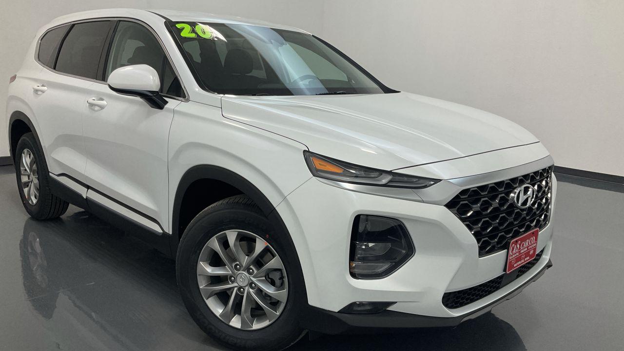 2020 Hyundai Santa Fe  - HY8644  - C & S Car Company
