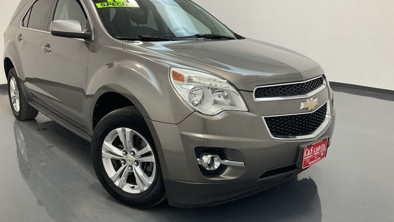 2012 Chevrolet Equinox 4D SUV AWD  - HY8461A  - C & S Car Company
