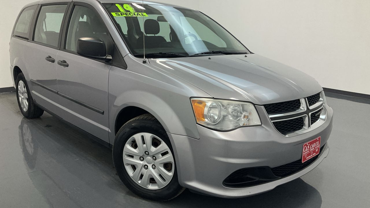 2014 Dodge Grand Caravan Wagon  - 16513A  - C & S Car Company
