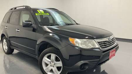 2010 Subaru Forester 4D Utility for Sale  - HY8548B  - C & S Car Company