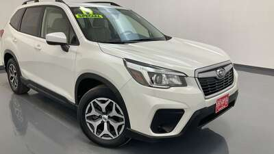 2019 Subaru Forester 4D S