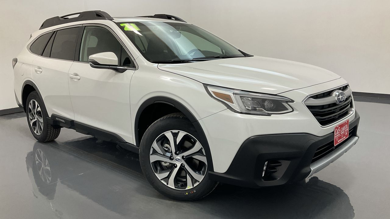 2021 Subaru Outback 4D Wagon  - SC9289  - C & S Car Company
