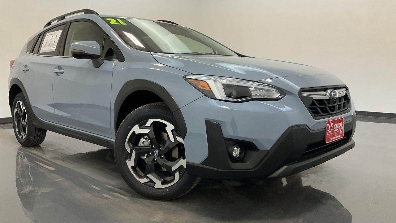 2021 Subaru Crosstrek  - SB9294  - C & S Car Company