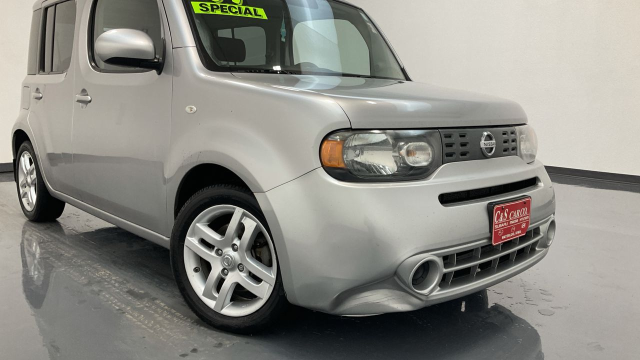 2009 Nissan CUBE 4D Wagon  - 16520A1  - C & S Car Company