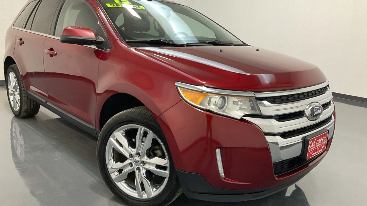2013 Ford Edge 4D SUV AWD  - SB9262A  - C & S Car Company