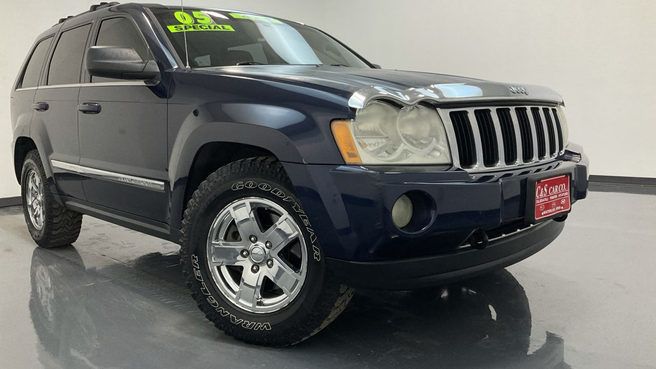 2005 Jeep Grand Cherokee  - SB9302A  - C & S Car Company