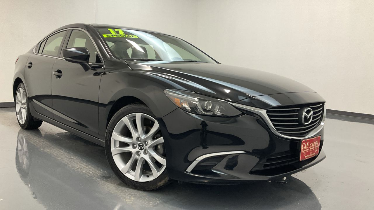 2017 Mazda Mazda6  - HY8649A  - C & S Car Company