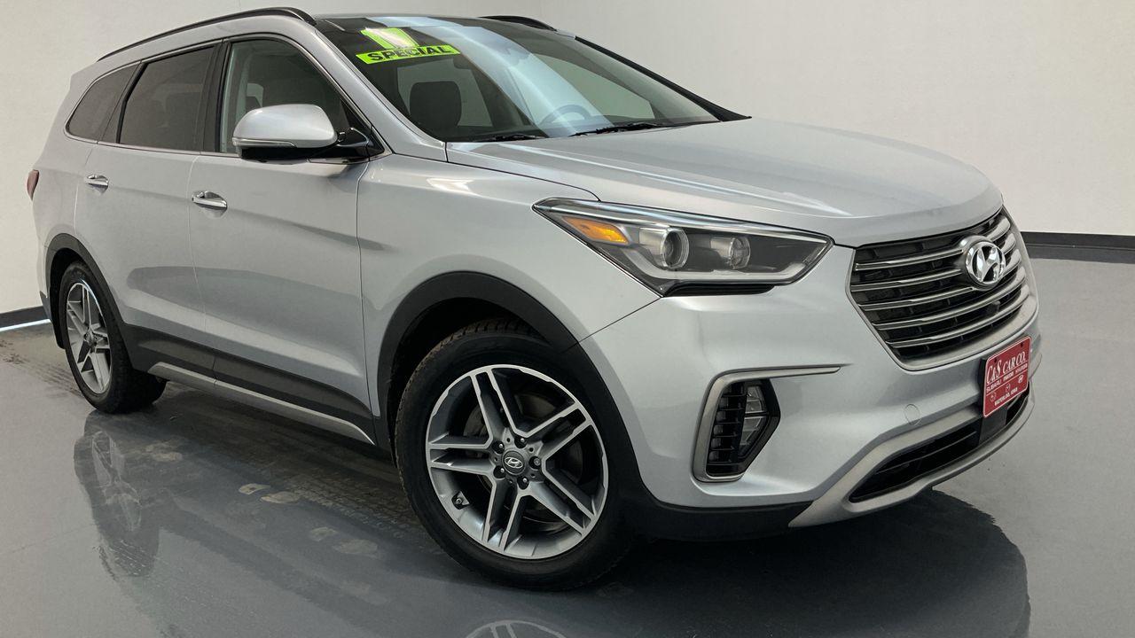 2017 Hyundai Santa Fe 4D SUV AWD  - 16555  - C & S Car Company