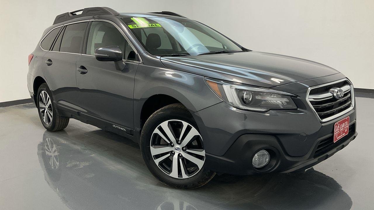 2018 Subaru Outback  - SB9286A  - C & S Car Company