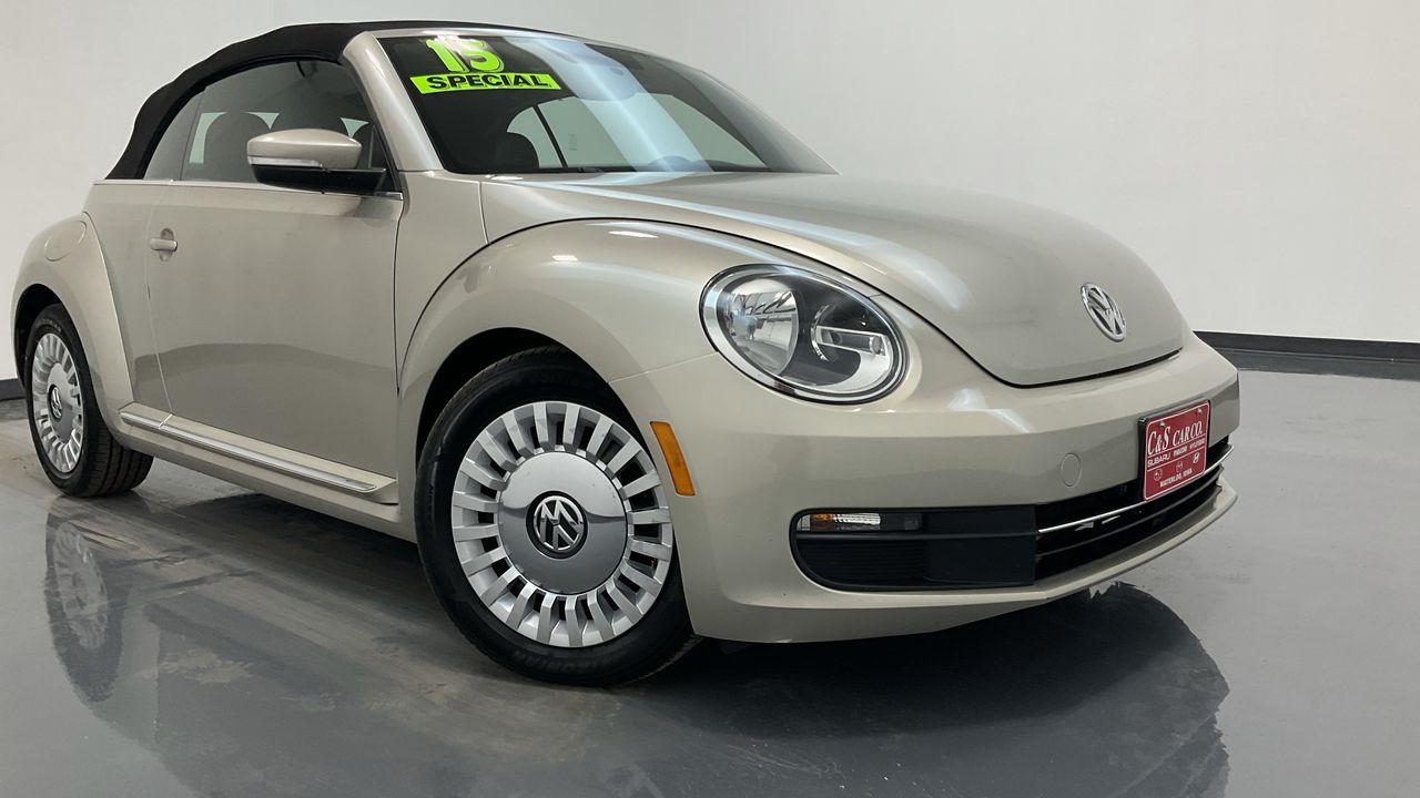 2015 Volkswagen Beetle Convertible  - C & S Car Company