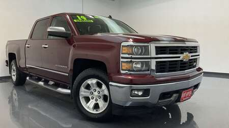 2014 Chevrolet Silverado 1500 Crew Cab 4WD for Sale  - 16566  - C & S Car Company