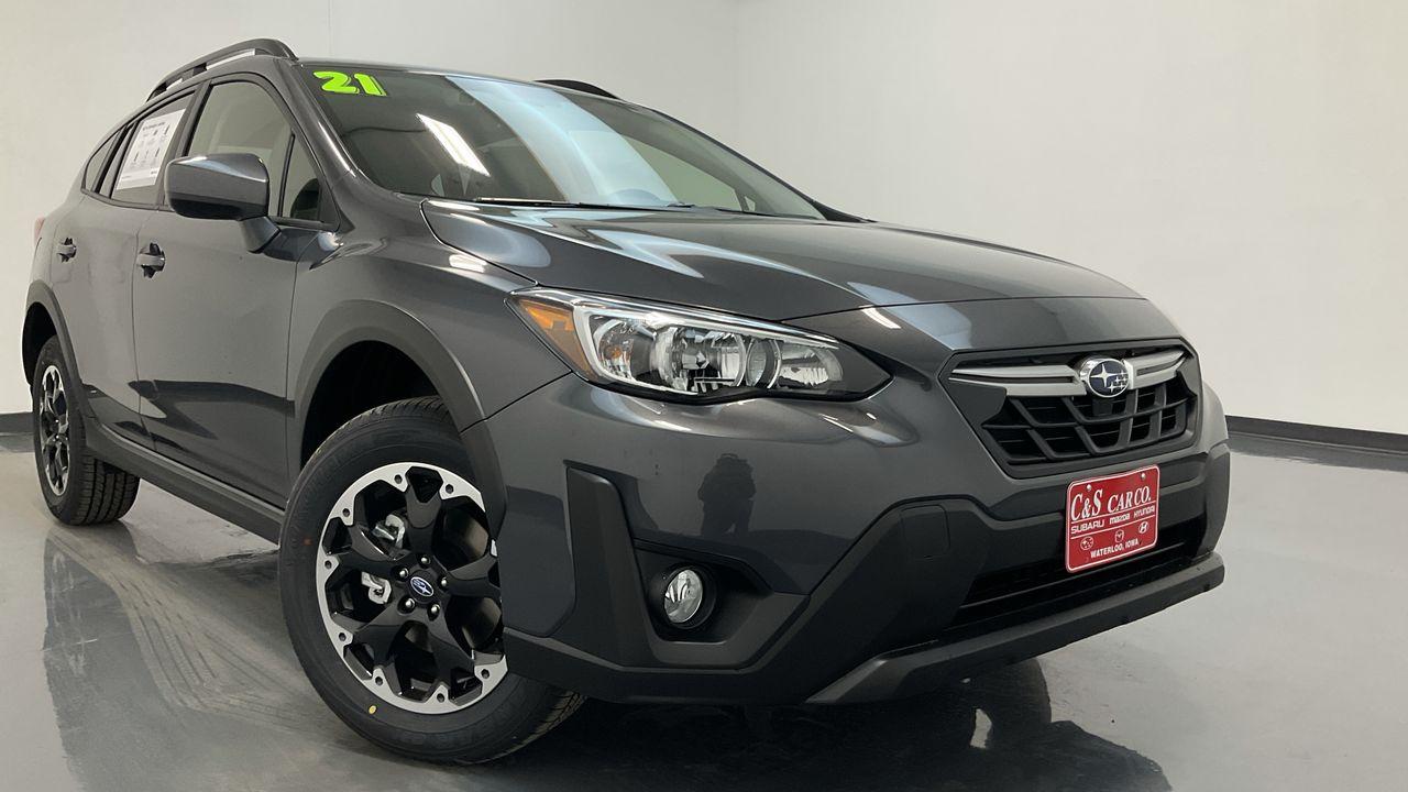 2021 Subaru Crosstrek  - SB9325  - C & S Car Company
