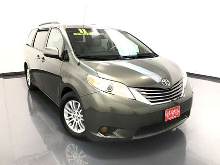 2011 Toyota Sienna 5DR 7P V6 XLE FWD for Sale  - R17029  - C & S Car Company