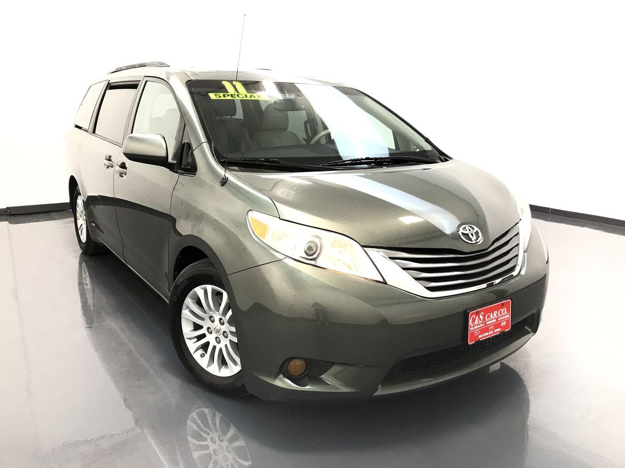 2011 Toyota Sienna  - C & S Car Company